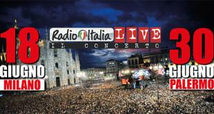 Spettacoli, a Palermo in arrivo il Concertone Radio Italia