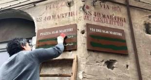 Palermo, scritte in ebraico ed arabo cancellate: non dimentichiamo secoli di storia, cultura e tolleranza