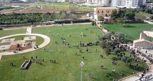 Parco Cassarà, rimosso l'amianto in superficie, ma passeranno mesi prima della riapertura