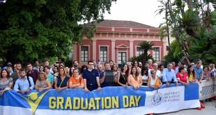 Palermo festeggia i laureati magistrali UniPa