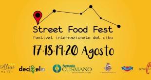Ritorna lo Street Food Festival, il festival internazionale del cibo