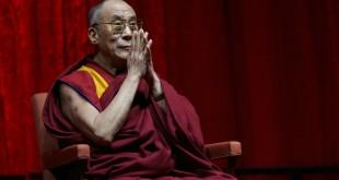 Dalai Lama front