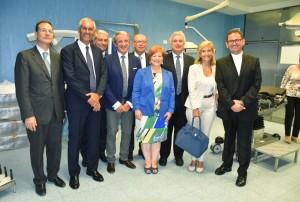 Inaugurazione Chirurgia Plastica al Policlinico Universitario