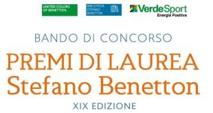 Tesi sullo sport: sei premi di laurea dedicati alla memoria di Stefano Benetton