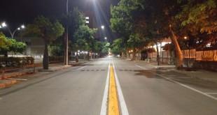 """Nuovo sistema di illuminazione """"Smart Street"""" al Campus di Viale delle Scienze"""