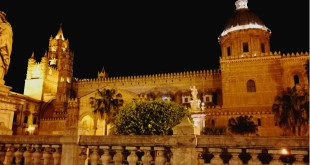 Foto della cattedrale di Palermo