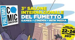 """""""Palermo Comic Convention"""" torna alla Fiera del Mediterraneo"""