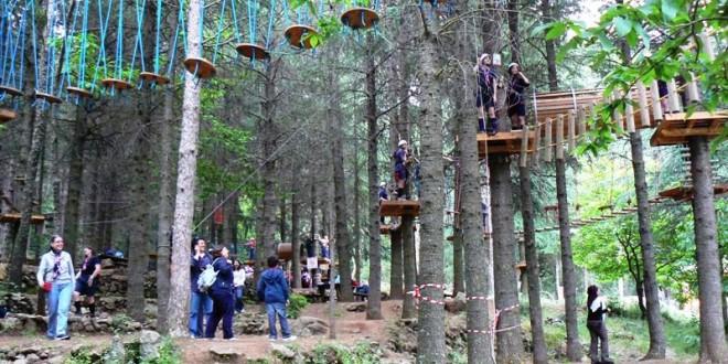 Il Parco Avventure Madonie