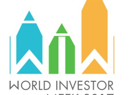 logo della Wiw, la World investor Week.ANSA/US