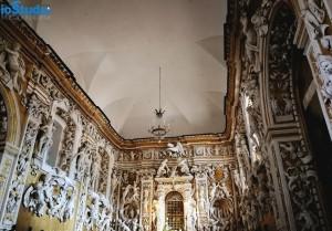 Cappella Palatina all'interno del Castello dei Ventimiglia