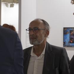 Il fotogiornalista Manoocher Deghati