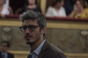 L'attore e regista Pierfrancesco Diliberto in arte PIF
