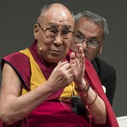 Sua Santità il Dalai Lama Tenzin Gyatso