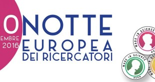 La Notte Europea dei Ricercatori a Palermo