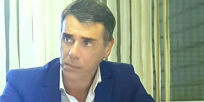 Roberto Rizzo, Commissario straordinario dell'Ersu Palermo