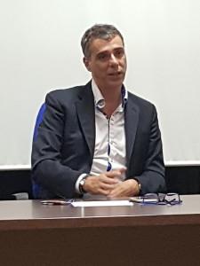 il commissario straordinario dell'Ersu Roberto Rizzo