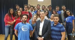 Il commissario Ersu Roberto Rizzo ha incontrato le associazioni studentesche (Video)