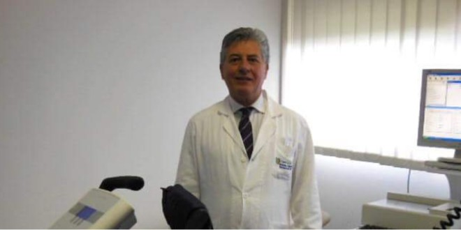 Antonio Spataro, Direttore Sanitario Istituto di Medicina e Scienza dello Sport del CONI-Roma