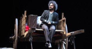 """Al Teatro Biondo, Simone Cristicchi porta in scena la storia di David Lazzaretti, """"Il secondo figlio di Dio"""""""