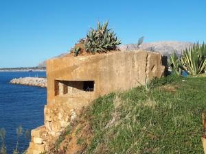 Bunker seconda guerra Mondiale a Partinico