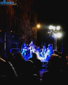 Esibizione dell'8 dicembre della Piccola Orchestra Malarazza