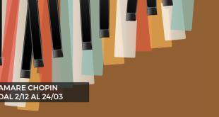 """Al via la rassegna di musica """"Palermo Classica Winter – Amare Chopin"""". Agevolazioni per gli studenti."""