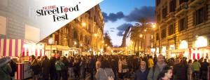 Foto dello street food festival di aprile