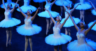 """""""Il lago dei cigni"""" in una interpretazione magistrale, ospite del Teatro Biondo di Palermo"""