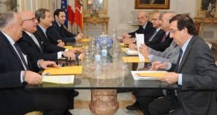 Musumeci nell'incontro con i rettori siciliani: rendiamo i nostri atenei migliori.