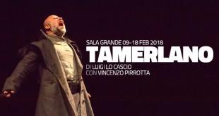 Al Teatro Biondo il titanico Tamerlano in un'inedita riscrittura di Luigi Lo Cascio