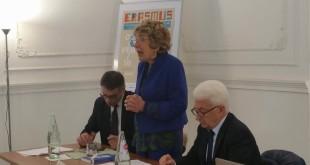 Sofia Corradi ospite dell'Ersu Palermo per parlare di ERASMUS