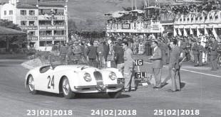 """Le Jaguar in Targa Florio""  in mostra al Museo dei Motori di Unipa"