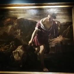 Davide con la testa di Golia di Giovanni Lanfranco