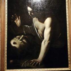 Davide con la testa di Golia di Andrea Vaccaro