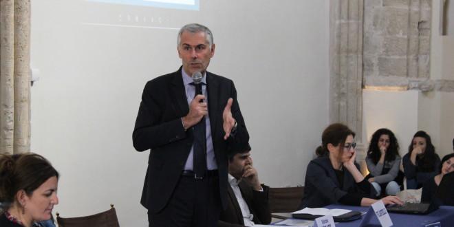 Fabrizio Micari, Rettore Università Palermo