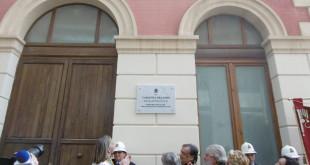 Donne al voto e diritti sociali, intitolazione a Carlotta Orlando di un tratto di strada a Palermo