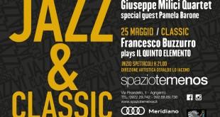 Locandina Jazz&Classic