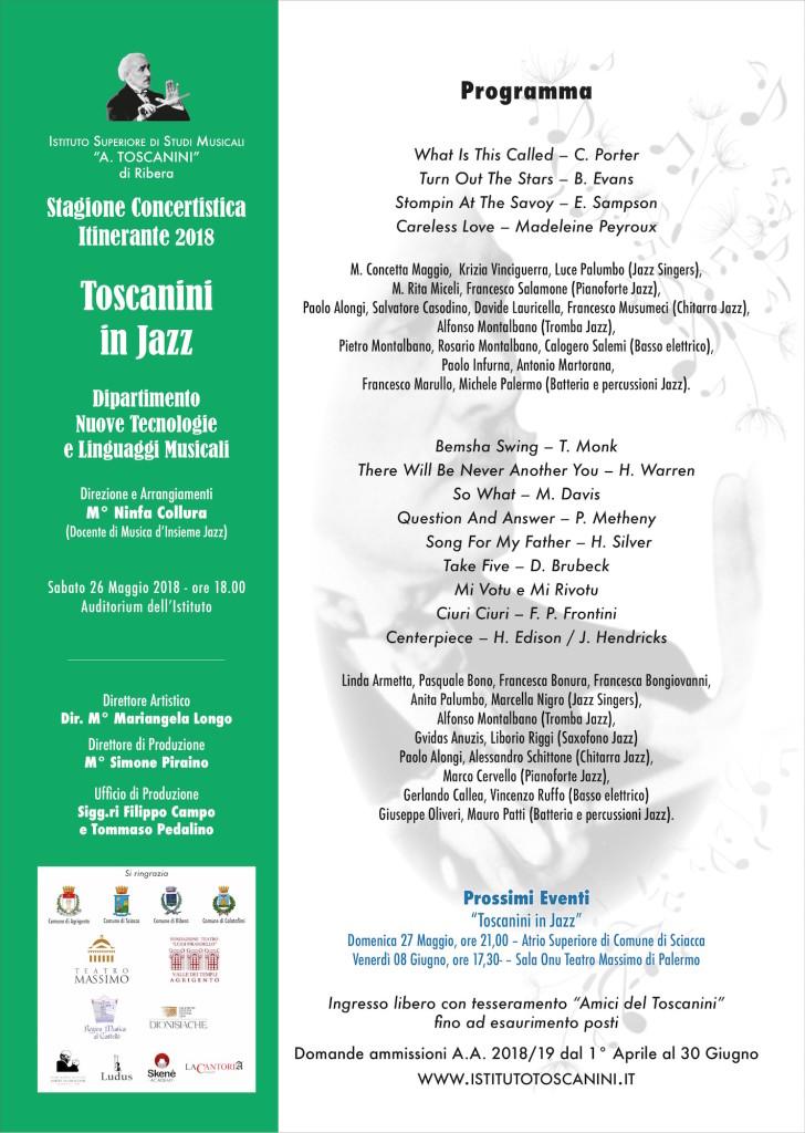 locandina-26-05-18 toscanini in jazz