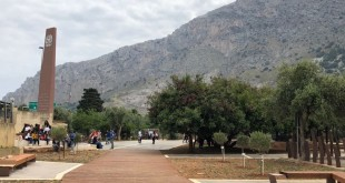 """23 maggio, gli studenti Unipa donano un ulivo al giardino della memoria """"Quarto Savona Quindici"""""""