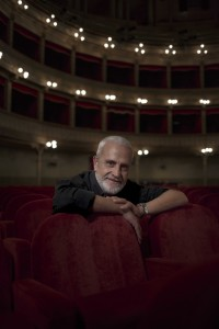 Roberto Alajmo (foto Chiara Quartararo)