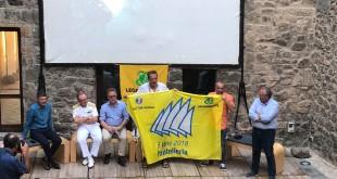 Pantelleria riceve le cinque vele di Legambiente e dice no alla plastica