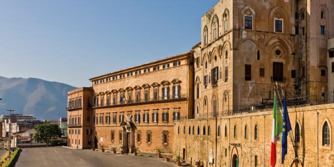 Palazzo dei Normanni, sede dell'ARS