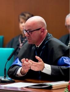 il professor Giampaolo Frezza, docente della LUMSA