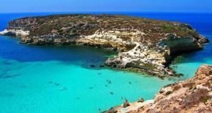 L'isola di Lampedusa dice no alle cannucce di plastica