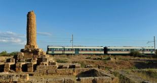 In treno alla scoperta di Porto Empedocle e del Parco Archeologico di Agrigento