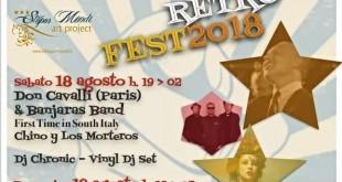 """""""Retrò Fest"""": musica e burlesque al Nautoscopio di Palermo"""