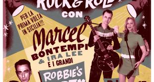 """""""Rock & Roll"""", tornano le atmosfere degli anni '50 al Nautoscopio di Palermo"""