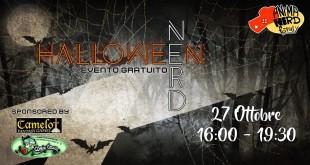 HalloweeNerd: il 27 ottobre un Halloween particolare