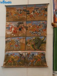 Cartello della tradizione palermitana