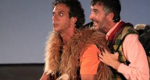 """Al Teatro Biondo grande successo per """"Le Rane"""" con Ficarra e Picone"""